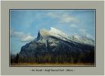 Mt.Rundle