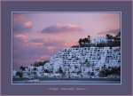 Sunset on Manzanillo
