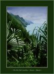 The Na Pali Coastline