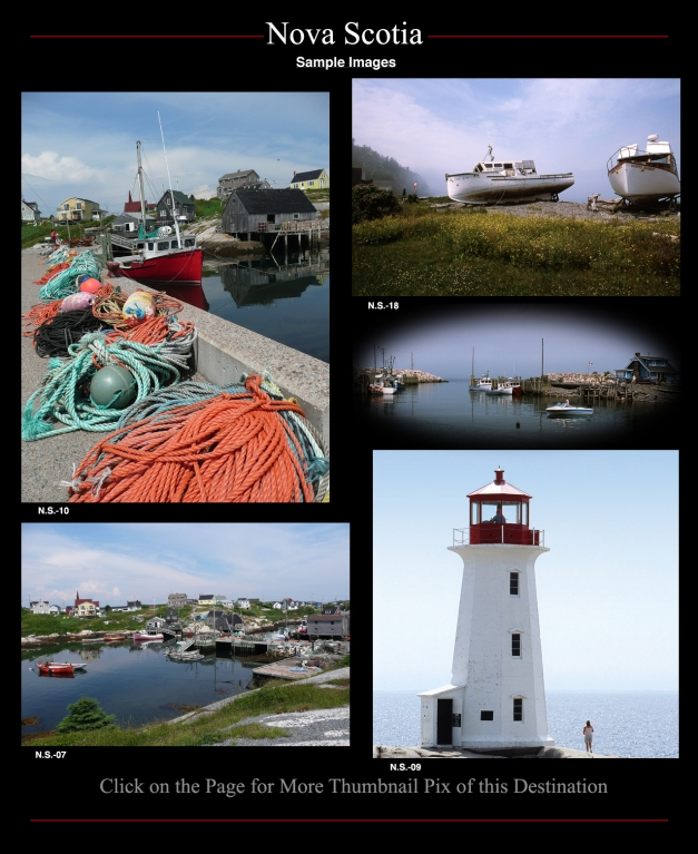Nova Scotia Page